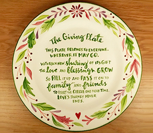 Portland The Giving Plate