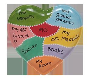 Portland Map Of My Heart