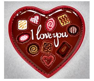 Portland Valentine's Chocolate
