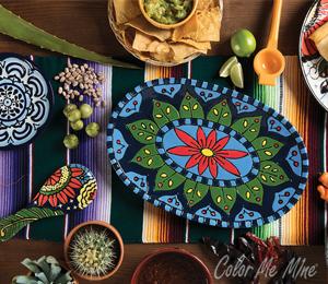 Portland Talavera Tableware