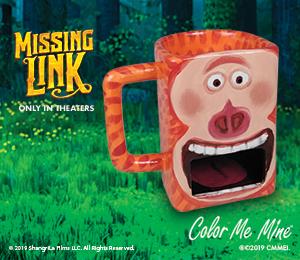 Portland Mr. Link Mug